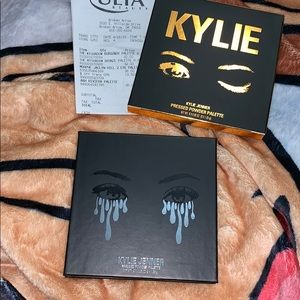 Kylie Cosmetic Bronze Palette